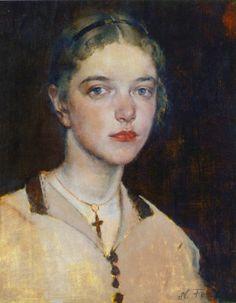 Фешин, Николай Иванович » Ия (1928)