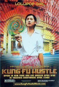 kung fu hustle lollipop girl