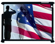 the best Patriot Heroes USA Apple IPAD 2 snap on Case / Cover for Sides / Back of Ipad2