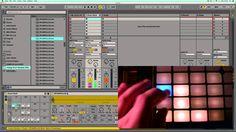 Ned Rush Finger Drumming Digest (Ableton Push)