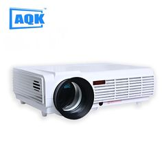 315.00$  Buy now - http://ali9f3.worldwells.pw/go.php?t=32720161260 - 2016 Newest 5500lumens Native Full HD 3D 1080P Home Cinema LED Projector,Multimedia Video Game Projector