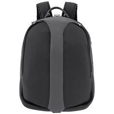 Zaino portacomputer con organizzazione interna Voyager nero-grigio antracite - Piquadro online shop