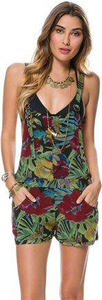 BILLABONG COOL DOWN OVERALLS > Womens > Clothing > New | Swell.com