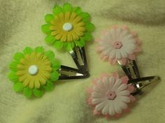 Items similar to Hair Sets of Very Adorable Citrus Lime and Baby Pink Hair Clips on Etsy Baby Pink Hair, 2 Set, Hair Clips, Bobby Pins, Lime, Hair Accessories, Beauty, Hair Rods, Limes