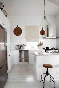(Kitchen inspiration via simply grove)