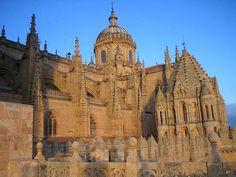 Catedral de Salamanca, España