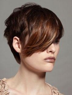 short hair styles for women (9)