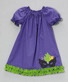 Mardi Gras dress!