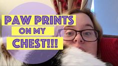 Paw Prints On My Chest! | NualaStyle