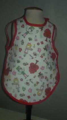 babero delantal-sweet babies-handmade (FACEBOOK)