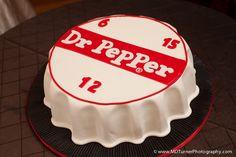 Who 52 Trendy Ideas Dr Pepper Cake, Coca Cola Cake, Dad Cake, Cheap Wedding Decorations, Wedding Cake Inspiration, Event Ideas, Party Ideas, Gift Ideas, Cake Decorating