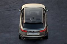 Say Hello to the Newest Range Rover the 2018 Velar