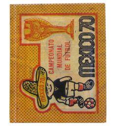 Panini Mexico 70 Tüte International