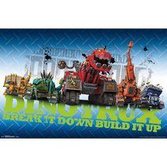 Dinotrux Birthday Party Ideas and Themed Supplies | Birthday Buzzin
