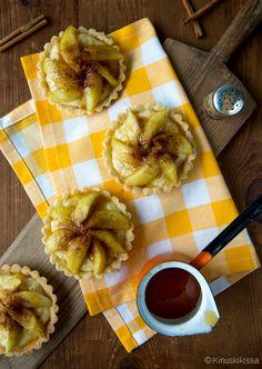 Apple Pie, Waffles, Baking, Breakfast, Desserts, Recipes, Koti, Apple Cobbler, Bread Making
