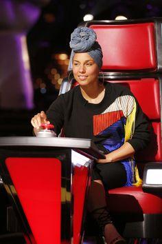 Alicia Keyes - The Voice - Season 11
