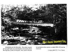 cascade park new castle pa - Google Search Cascade Park, Lawrence County, County Seat, Ol Days, Good Ol, Roller Coaster, Newcastle, Fireworks, Restoration