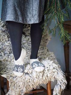 Juletøfler_Vinterland