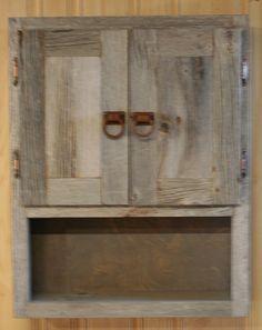Weathered Gray Barnwood Furniture Weathered Gray Medicine Cabinet Antique Barnwood Medicine