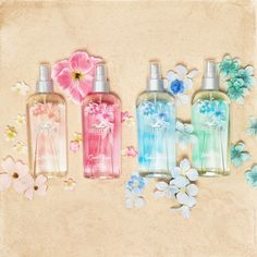 New Hollister Body Mist bottles My Beauty, Beauty Care, Beauty Skin, Beauty Room, Hollister Perfume, Hollister Spray, Hollister Clothes, Cool Makeup Looks, Fragrance Lotion