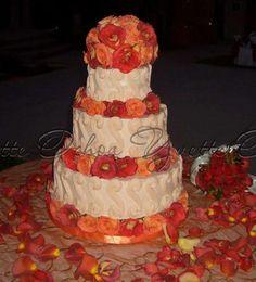 Pastel de boda en Mexicali / Wedding cake