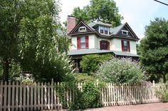 Historic Home Monford ~ Asheville, NC