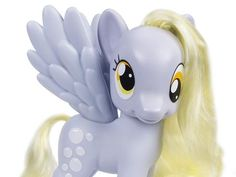 Exclusive: Preview the 2012 Special Edition My Little Pony - Comic-Con Exclusive? They finally made a Derpy, but released it as a Con Exclusive.
