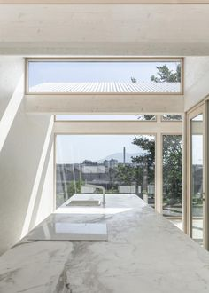 Contemporary Architecture, Landscape Architecture, Architecture Design, Industrial Sheds, David Chipperfield Architects, Concrete Houses, Construction Cost, Construction Manager, Timber House
