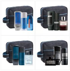 Avon Man Set each representative - hot offer when you spend or more delivery is FREE all UK Avon Online Shop, Man Set, Avon Representative, Uk Shop, Fathers Day Gifts, Delivery, Gift Ideas, Hot, Bags