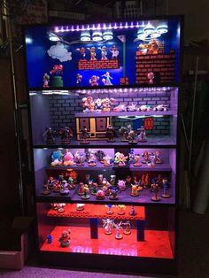 Post with 25 votes and 2539 views. First Custom Amiibo Display (SMB / Zelda / NES / Donkey Kong themes) Nerd Room, Gamer Room, The Donkey, Donkey Kong, Cartoon Network Adventure Time, Adventure Time Anime, Amiibo Display, Lego Display, Super Mario