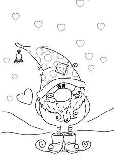 #intitulado #mandalas navideas -#intituladoLa mejor imagen sobre  mandalas puntillismo para tu gusto  Estás buscando algo y no has podido alcanzar la imagen que te dirá exactamente lo que estás buscando. Cuando dices [palabra clave], la imagen más bella y te fascinará esta aquí. Cuando mira nuestro tablero, puede ver que la cantidad de imágenes 123 asociadas con mandalas crochet en nuestra cuenta. Puedes encontrar las imágenes que se adaptan a sus especificaciones al examinar estas mejore... Christmas Gnome, Christmas Colors, Christmas Projects, Christmas Art, Holiday Crafts, Christmas Ornaments, Colouring Pages, Coloring Books, Illustration Noel