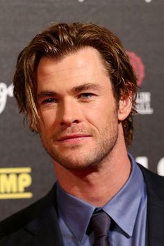 Chris Hemsworth Photos - 'Rush' Premieres in Rome - Zimbio