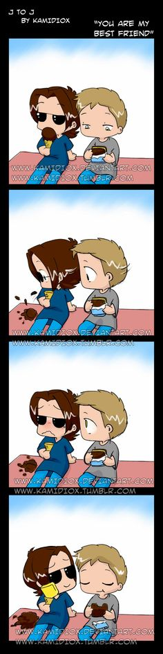 You are my Best Friend by KamiDiox