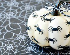 20  Creative Pumpkin Decorating Ideas