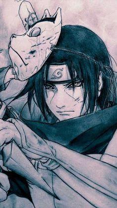Itachi Uchiha Anime: Naruto Shippuden