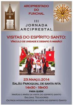 PARÓQUIAS DO PORTO SANTO: III Jornada Arciprestal do Funchal - Visitas do Es...