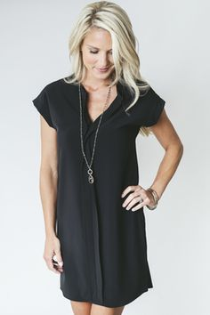 Melissa Tunic @evereve Simple & cute