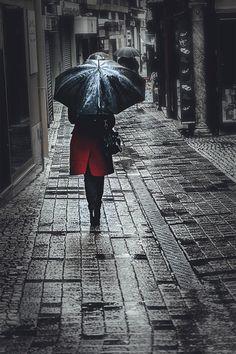 Rainy Day ~ By Juana Maria Ruiz