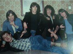 AC/DC 70s Bon Scot - Ben Geudens RT