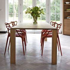 Ethnicraft NV - Apron Tables - Lekker Home - 2
