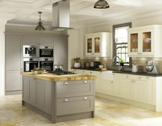 Blog post at Love Chic Living :   The kitchen is often referred to as the heart of the home, and these days we expect our kitchens to work hard. We want them to be useful[..]