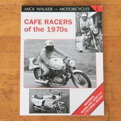 The 1970s was the era of the cafe racer in its second phase, that of the…