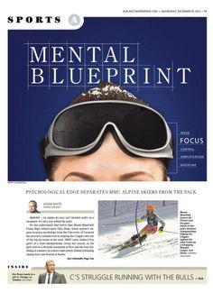 Mental blueprint, Burlington Free Press, by Joe Moore