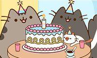 La fiesta de cumpleaños de Pusheen