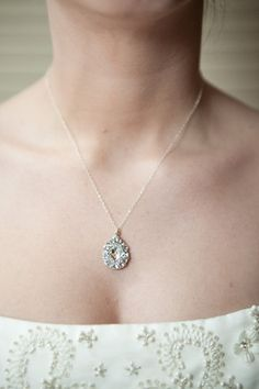 Diana Necklace - possibly rent for wedding