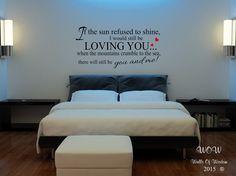 Led Zeppelin - Thank You Lyrics Wall Art Sticker/Decals Music Lyrics