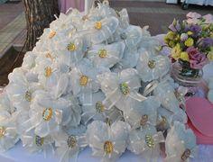 #bobonieres #mpomponieres #vaptisis Greek Wedding, Grecian Wedding