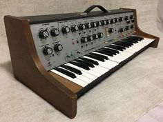 MATRIXSYNTH: Steiner Parker Synthacon Model 174 Vintage Synthesizer SN 1270