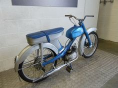 1962 NSU Quickly S23 for sale at Charlies Motorcycles in Bradford