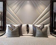 This is a Bedroom Interior Design Ideas. House is a private bedroom and is usually hidden from our guests. However, it is important to her, not only for comfort but also style. Much of our bedroom … Luxury Bedroom Design, Bedroom Bed Design, Home Decor Bedroom, Bedroom Ideas, Interior Design, Modern Bedroom, Contemporary Bedroom, Bedroom Furniture, Furniture Design